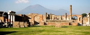 Pompeya y Nápoles panorámica