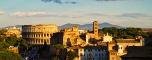 Roma al completo